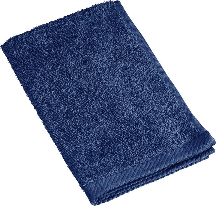 LUIS Asciugamano ospite 450877300243 Colore Blu Dimensioni L: 30.0 cm x A: 50.0 cm N. figura 1