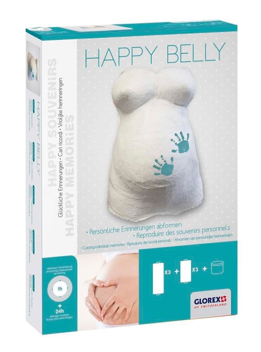 Kit Happy Belly Glorex Hobby Time 664523900000 Photo no. 1