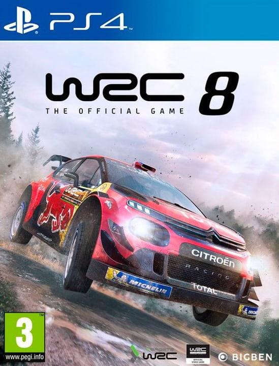 PS4 - WRC 8 D/F Box 785300145745 Photo no. 1