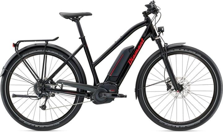 """Elan+ 27.5"""" E-Trekkingbike Diamant 464832700520 Couleur noir Tailles du cadre L Photo no. 1"""