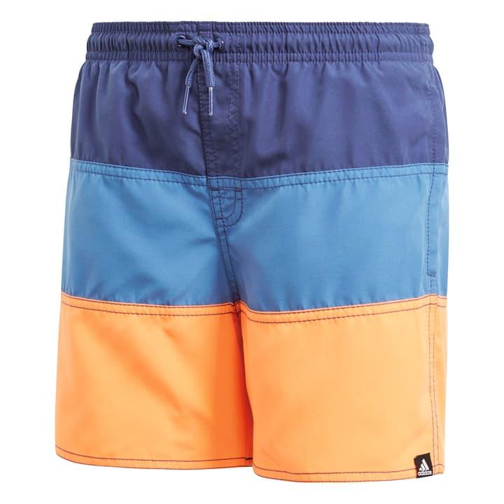 YB CB SH SL Short de bain pour garçon Adidas 464527814034 Couleur orange Taille 140 Photo no. 1