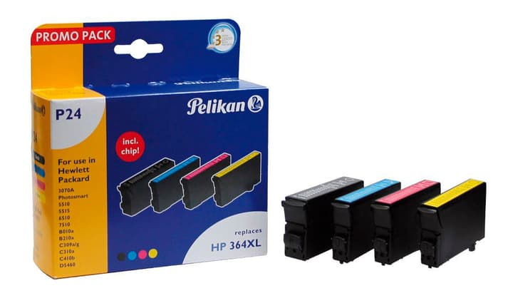 P24 364XL Multipack Pelikan 795832900000 Photo no. 1
