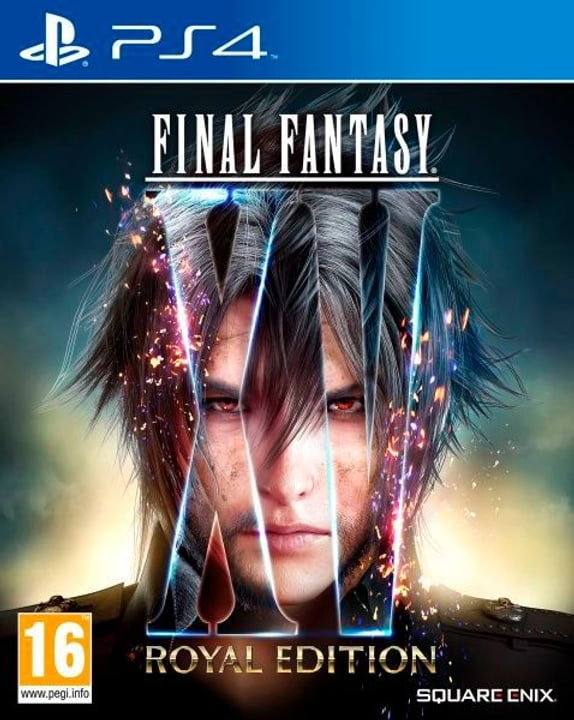 PS4 - Final Fantasy XV Royal Edition (I) Fisico (Box) 785300132443 N. figura 1