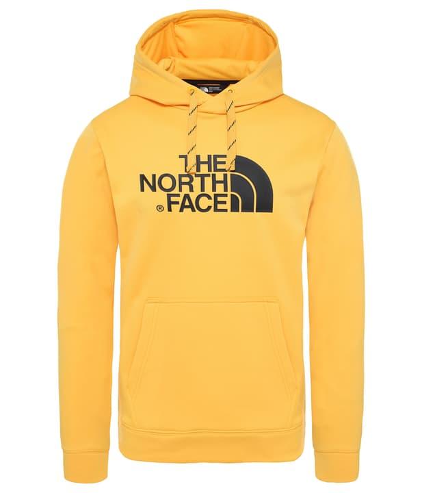 Surgent Sweat-shirt à capuche pour homme The North Face 460359500350 Couleur jaune Taille S Photo no. 1