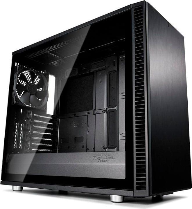 Define S2 - Blackout TG Boîtiers PC Fractal Design 785300144029 Photo no. 1