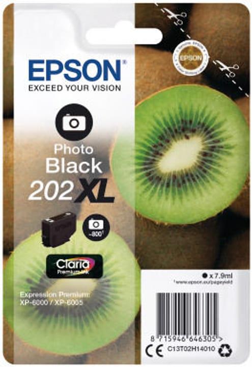 Epson cartuccia d'inchiostro 202XL photo nero Cartuccia d'inchiostro Epson 798549300000 N. figura 1