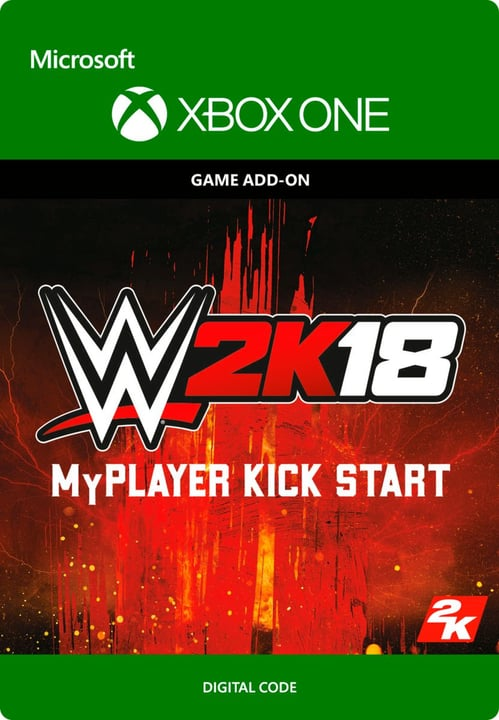 Xbox One - WWE 2K18: MyPlayer KickStart Numérique (ESD) 785300136712 Photo no. 1