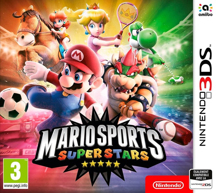 3DS - Mario Sports Superstars Fisico (Box) 785300129386 N. figura 1