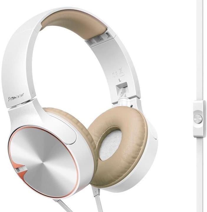 SE-MJ722T-T - Marrone Cuffie On-Ear Pioneer 785300122779 N. figura 1