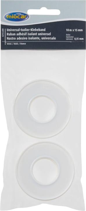 Isolier-Klebeband weiss Miocar 621368000000 Farbe Weiss