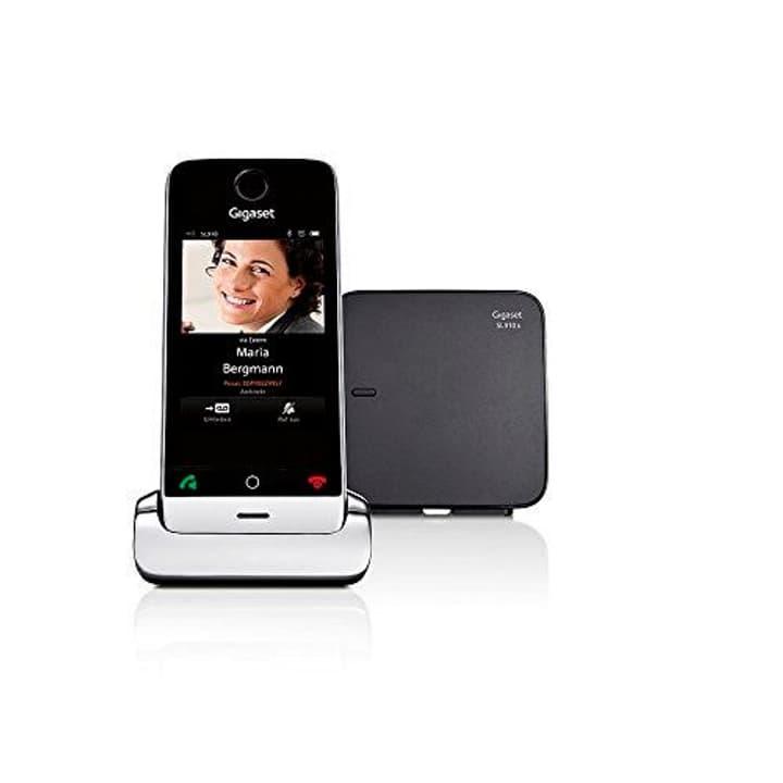 SL910A téléphone à écran tactile noir Téléphone fixe Gigaset 785300123477 Photo no. 1