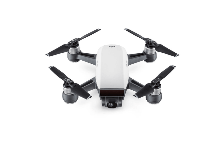 Spark Fly More Combo Alpine bianco Drone Dji 793826200000 N. figura 1