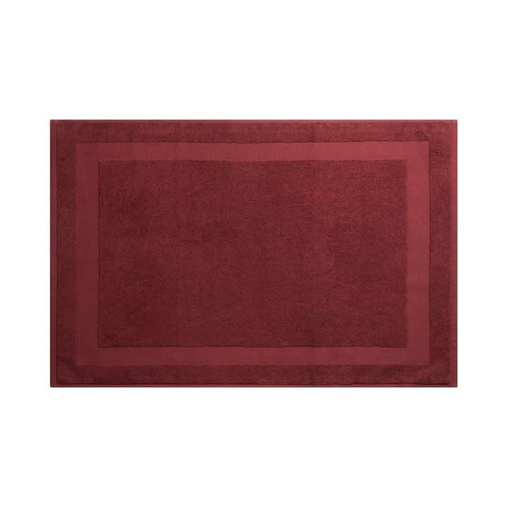 ROYAL Badteppich 60x90cm 374125300000 Grösse B: 60.0 cm x T: 90.0 cm Farbe Dunkelrot Bild Nr. 1