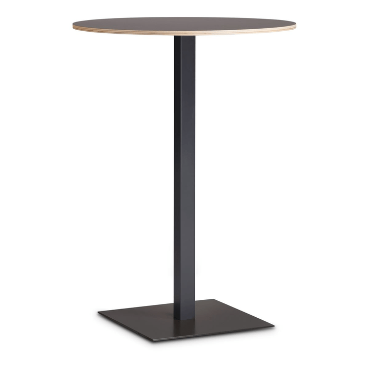 MILTON Table de bar 366192700000 Dimensions H: 106.6 cm Couleur Noir Photo no. 1