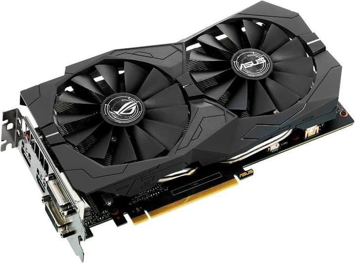 GeForce GTX1050 Ti STRIX 4G Scheda grafica Asus 785300140862 N. figura 1