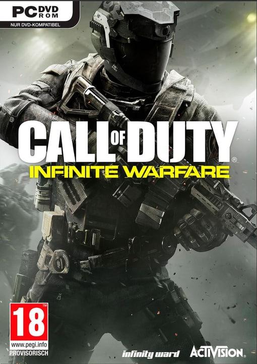 PC - Call of Duty 13: Infinite Warfare Physique (Box) 785300121088 Photo no. 1