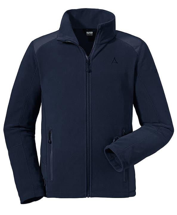 ZipIn! Fleece Columbus Veste en polaire pour homme Schöffel 462768704843 Couleur bleu marine Taille 48 Photo no. 1