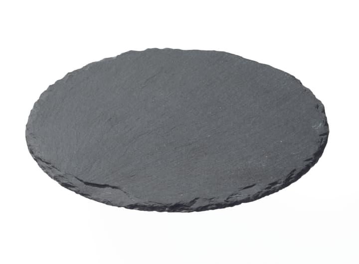 NERO Schieferplatte 440601000100 Farbe Schwarz Grösse B: 15.0 cm x T: 15.0 cm x H: 0.5 cm Bild Nr. 1