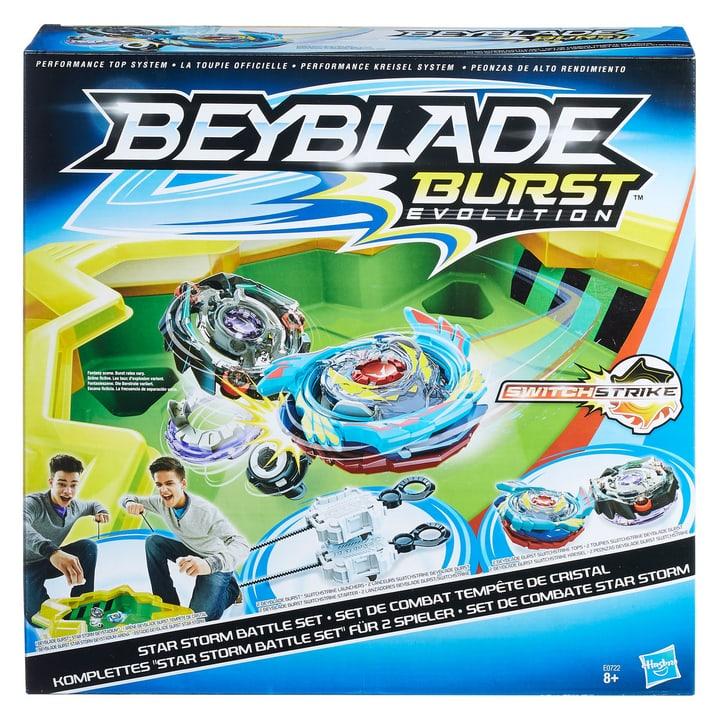 Beyblade Burst SwitchStrike Star Storm Battle Set 747453000000 N. figura 1