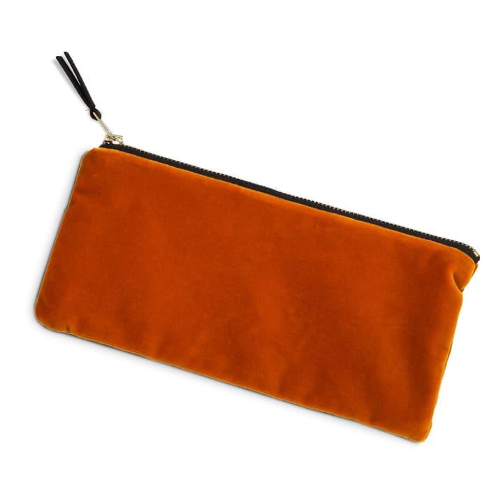 VELVET Astuccio arancio 386234900000 Dimensioni L: 25.0 cm x P: 11.0 cm x A: 1.0 cm Colore Arancione N. figura 1