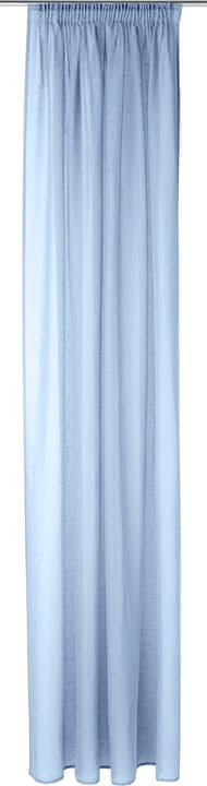 PABLO Fertigvorhang Tag 430255121740 Farbe Blau Grösse B: 150.0 cm x H: 250.0 cm Bild Nr. 1