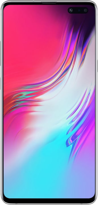 Galaxy S10 5G Crown Silver Smartphone Samsung 785300144629 Bild Nr. 1