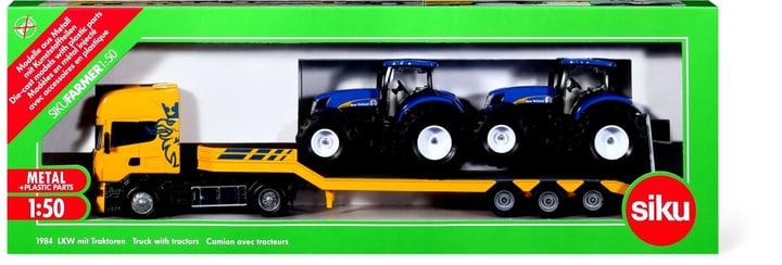 LKW mit Traktoren 1:50 744241000000