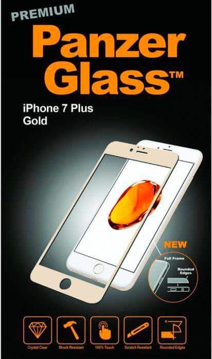 Premium iPhone 7 Plus - or Smartphone Zubehör Panzerglass 785300134510 Photo no. 1