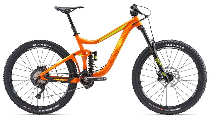 "Reign SX 27.5"" Mountainbike Enduro Giant 463330000420 Farbe schwarz Grösse M Bild Nr. 1"