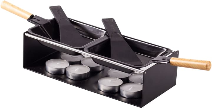 CHALET Set de Raclette avec rechaud 444836300000 Photo no. 1