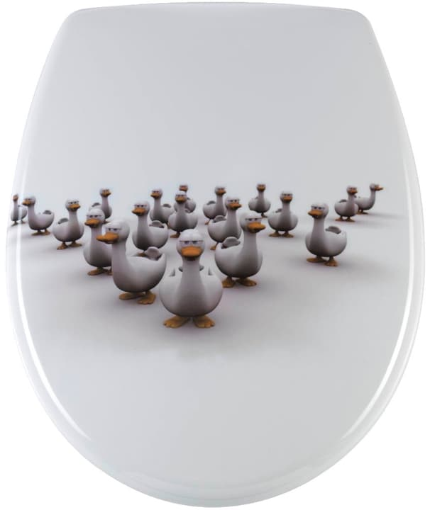 WC-Sitz Quantum Duck diaqua 675784400000 Bild Nr. 1