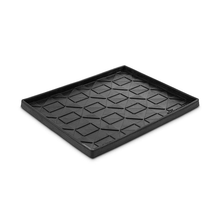 GRAPHIC Schuhablage 371059000000 Grösse B: 38.0 cm x T: 48.0 cm x H: 3.0 cm Farbe Schwarz Bild Nr. 1