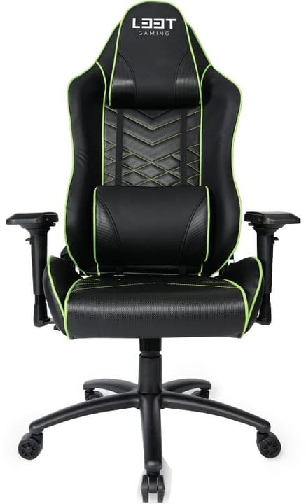 E-Sport Gaming Chair 160536 Fauteuil Gaming L33T 785300137836 Photo no. 1