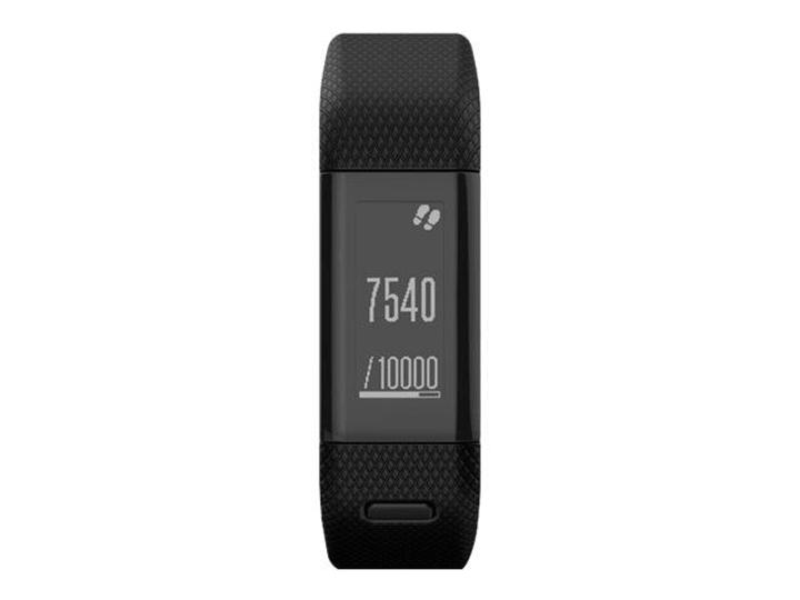Vivosmart HR+ GPS noir Garmin 785300125479 Photo no. 1