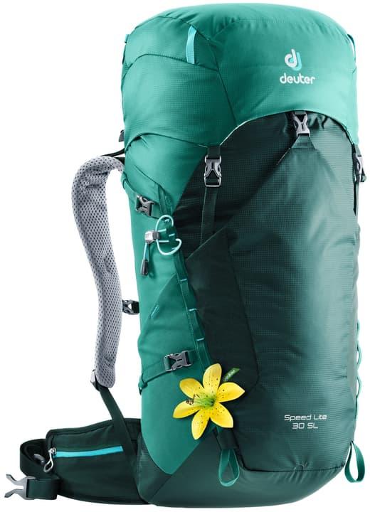 Speed Lite 30 SL Zaino da alpinismo per donna Deuter 460259300060 Colore verde Taglie Misura unitaria N. figura 1