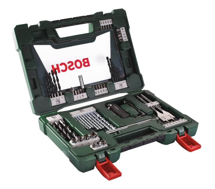 V-Line Bohrer-Bit Set 68-TLG Bosch 616319400000