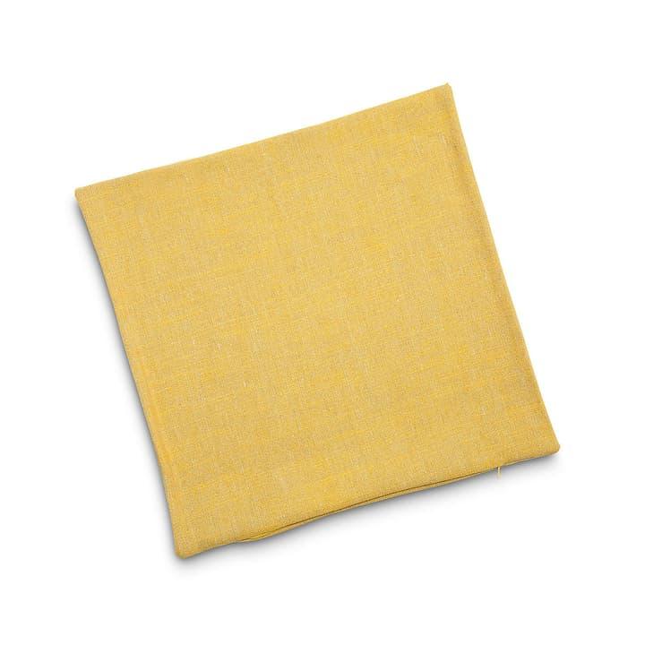 AZURE Zierkissenhülle 378115100000 Grösse B: 45.0 cm x H: 45.0 cm Farbe Gelb Bild Nr. 1