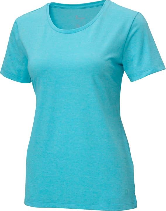 Fitness T-Shirt Shirt pour femme Perform 464991603644 Colore turchese Taglie 36 N. figura 1