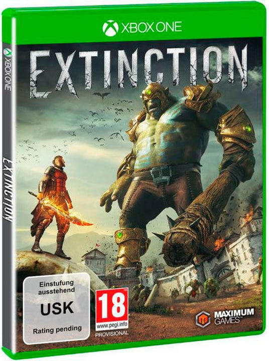 Xbox One - Extinction D Box 785300130699 Photo no. 1