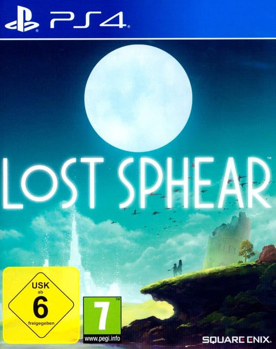 PS 4 - Lost Sphear (D) Fisico (Box) 785300131249 N. figura 1