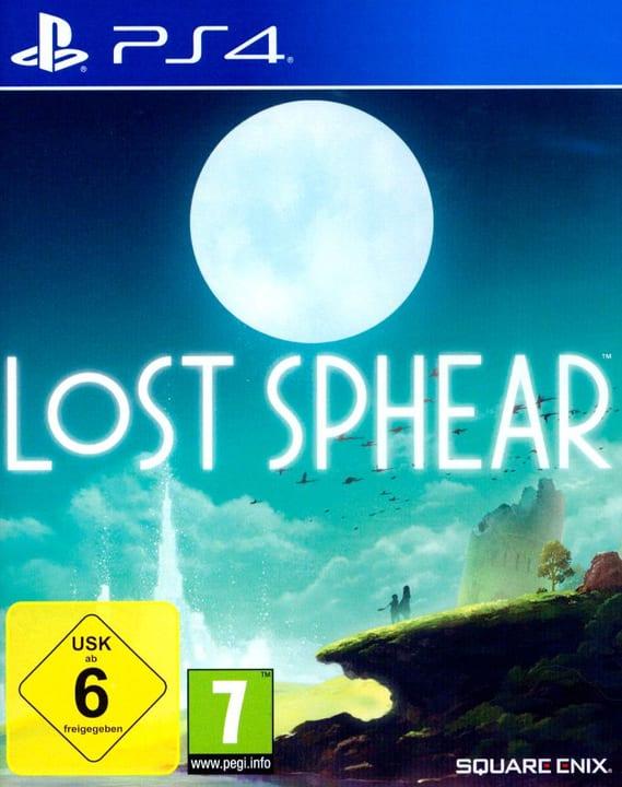 PS 4 - Lost Sphear (D) Physique (Box) 785300131249 Photo no. 1