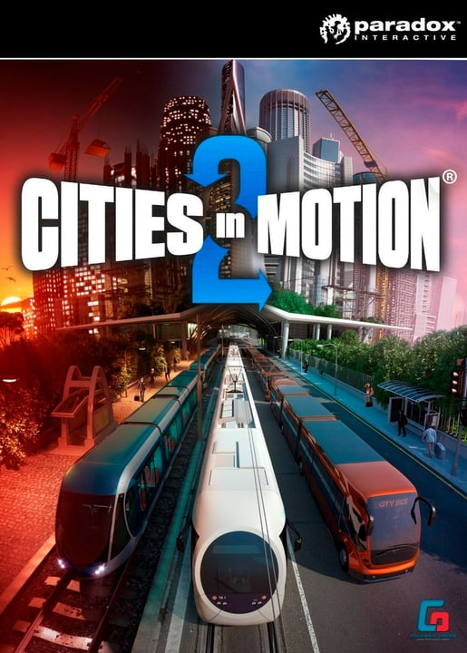 PC/Mac - Cities in Motion 2 (D/E) Download (ESD) 785300134125 Bild Nr. 1