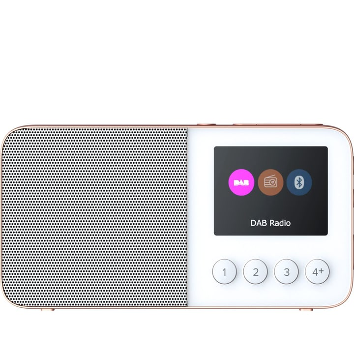 Move T4 - Blanc Radio DAB+ Pure 785300134994 Photo no. 1