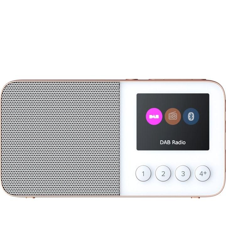 Move T4 - Bianco Radio DAB+ Pure 785300134994 N. figura 1