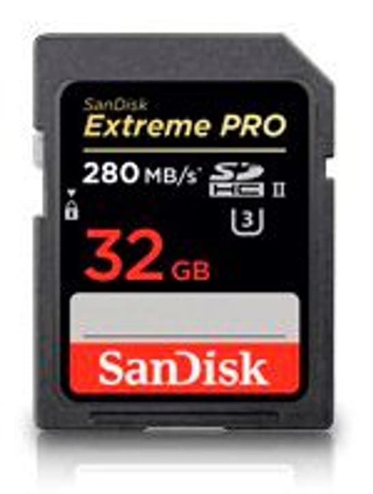 ExtremePro 280Mb/s SD Card 32GB SanDisk 797956700000