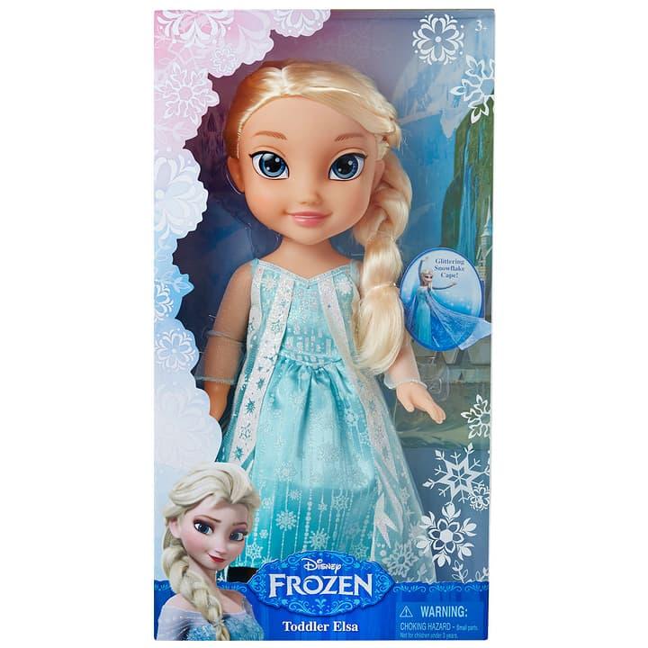 Disney Frozen poupée jeu Elsa avec manteau scintillante 747440100000 Photo no. 1