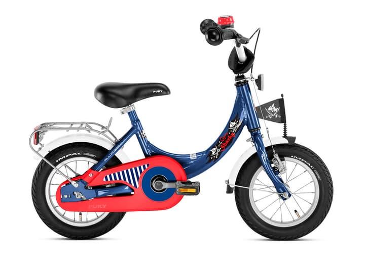 ZL 12-1 Alu Capt'n Sharky bicicletta per bambini Puky 464820000022 Dimensioni del telaio one size Colore blu scuro N. figura 1