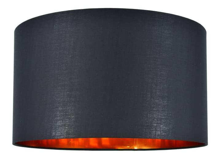 BLING Schirm 40cm schwarz 420183904020 Farbe Schwarz Grösse H: 23.0 cm x D: 40.0 cm Bild Nr. 1