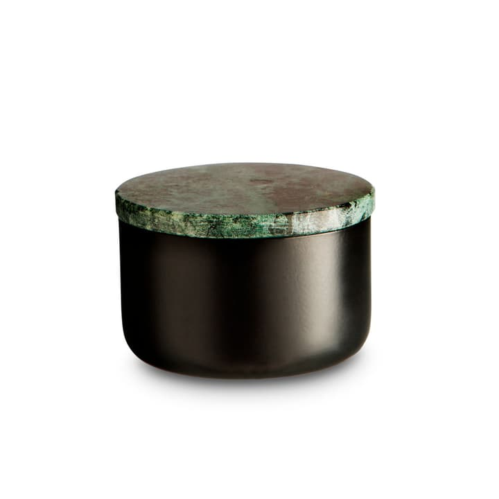 MARBLE Scatola portaoggetti 386212200000 Dimensioni L: 8.0 cm x P: 8.0 cm x A: 5.0 cm Colore Nero N. figura 1