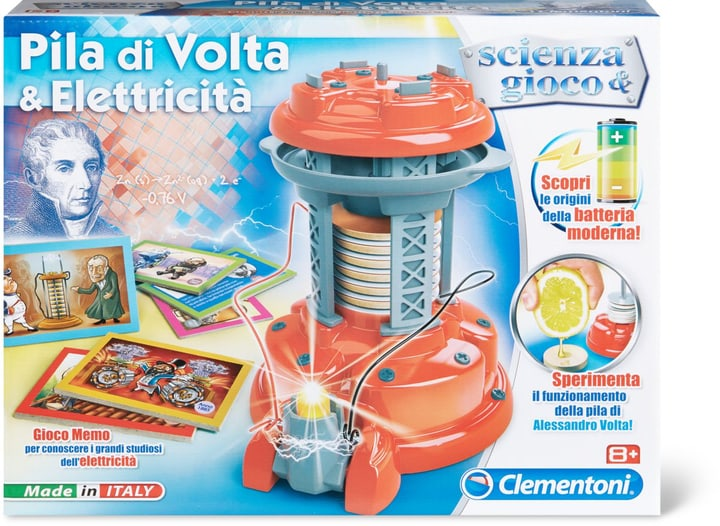 Galileo Pila di Volta & Elettricà (I) 748918390200 Photo no. 1
